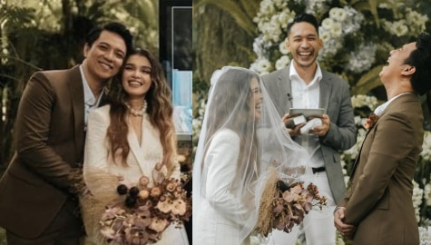 IN PHOTOS: The happy relationship of Mr. and Mrs. Monterde