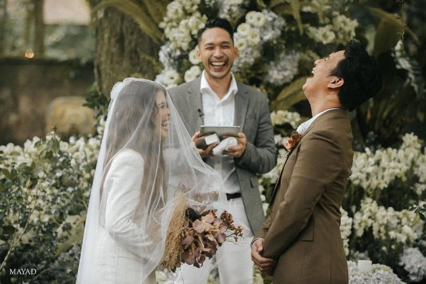 LOOK: KZ Tandingan & TJ Monterde's 'happily ever after' in these 32 photos