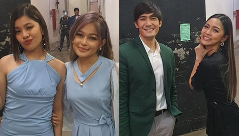 LOOK: On-stage and backstage happenings on One Big ASAP Family Celebration