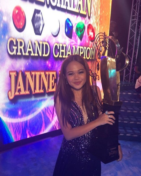 LOOK: The surprising transformation of Janine Berdin in 30 photos