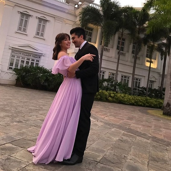IN PHOTOS: Moments when engaged couple Luis and Jessy proved to the world how much they love each other