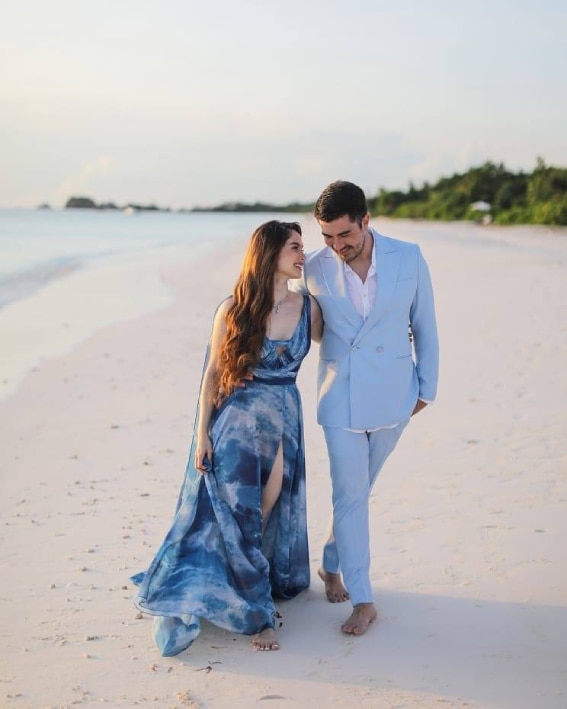 LOOK Sweetest photos of the newly engaged Luis and Jessy