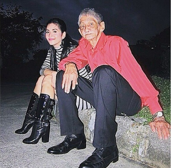 regine velasquez father ultimate handyman