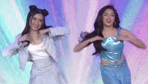 Andrea Brillantes and Francine Diaz are the real 'Binibining Marikit'