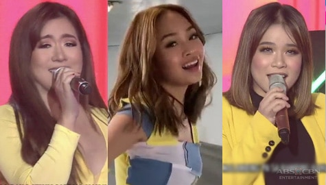 Angeline, Klarisse and AC unleash 'KIKAY' energy on ASAP Natin 'To! Image Thumbnail