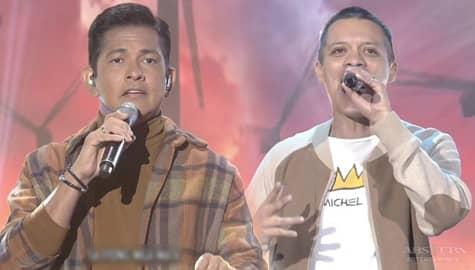 Bamboo and Gary V.'s electrifying 'Himala' duet
