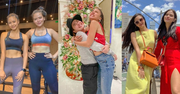 PHOTOS: The friendship of Kim Chiu & Bela Padilla