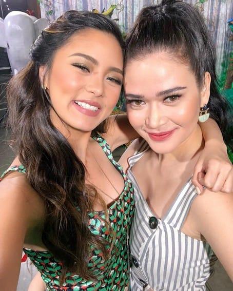 Kim Chiu Bela Padilla friendship