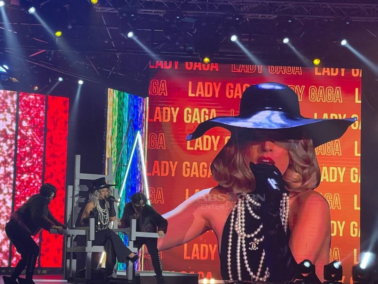 ASAP Transformation Regine Lady Gaga