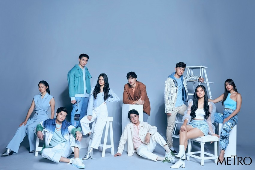 ASAP Kapamilya Forever Day Photo Shoot: He's Into Her Rise artists
