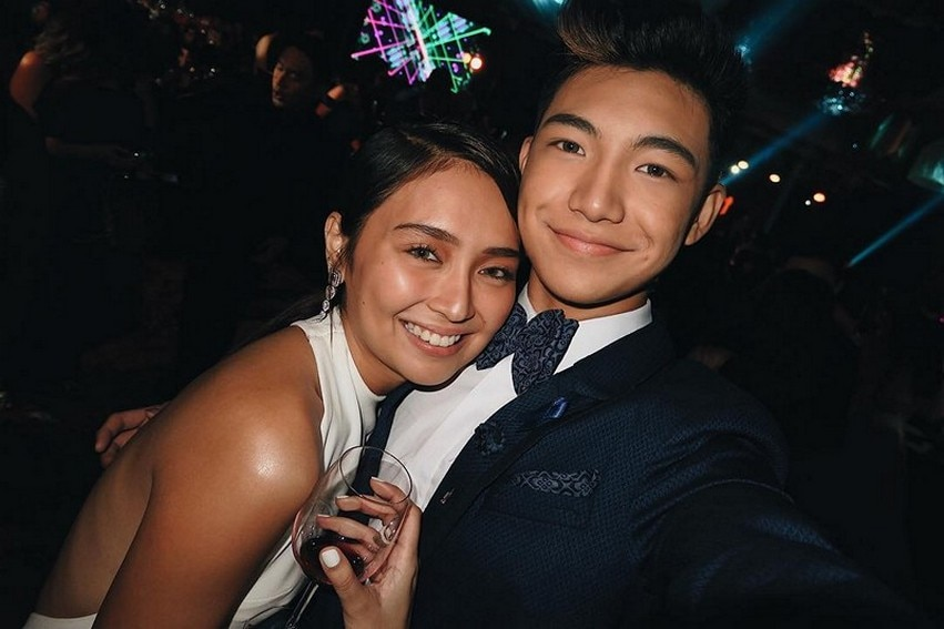 LOOK: 15 photos of Darren Espanto with his ultimate crush!