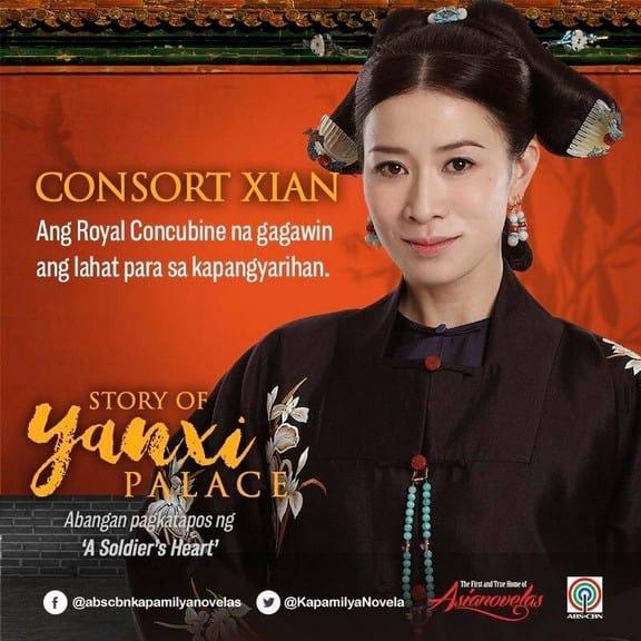 Story of Yanxi Palace - Consort Xian
