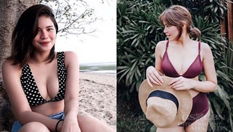 Photos of Louise delos Reyes that show she is summer-ready!