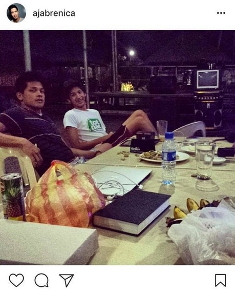Photos of Aljur Abrenica with his hunky brothers