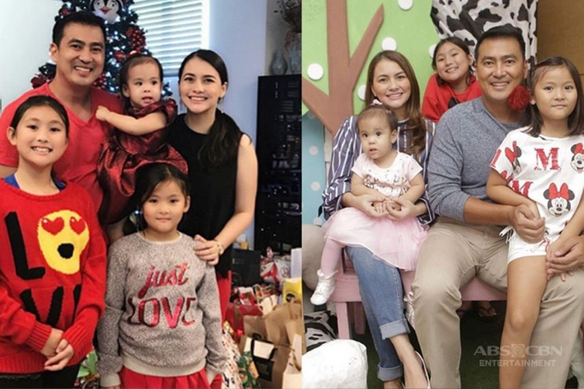 Photos of Tanya Garcia with her picture-perfect family
