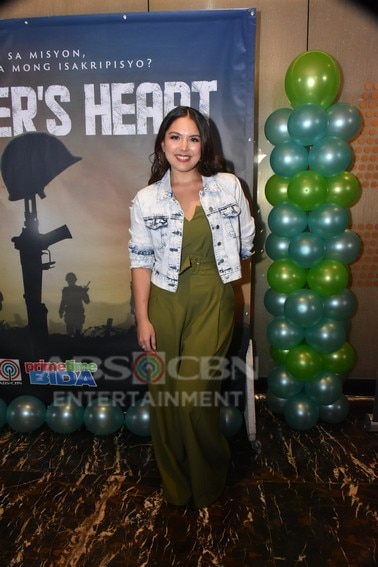 Special Screening and PressCon of A Soldier's Heart
