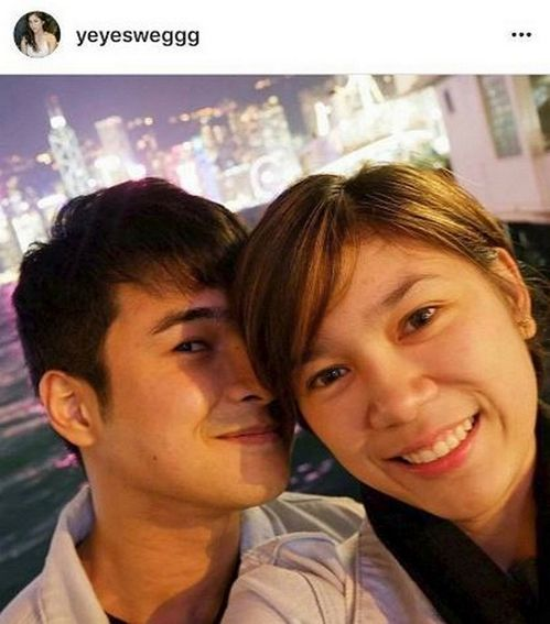 Jerome Ponce girlfriend