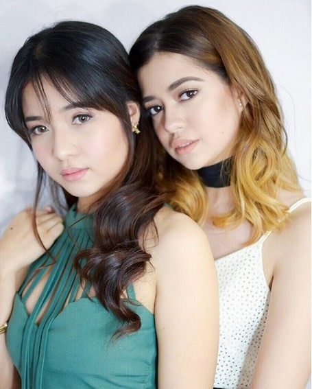 sue ramirez kristel fulgar friendship through the years