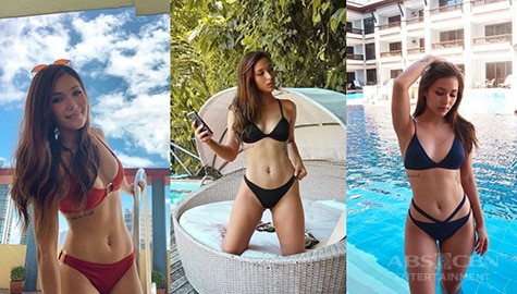 Remember Emmanuelle Vera? Here are some photos that will inspire you to get fit