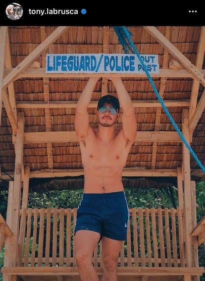 bagong umaga tony labrusca hot photos abs