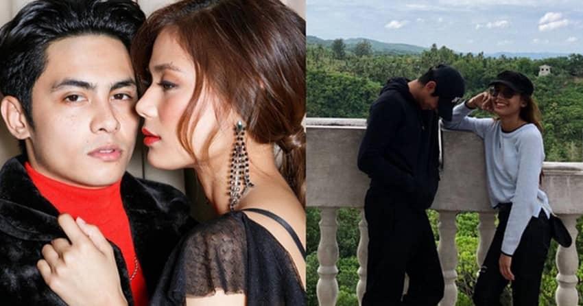 agong umaga kiko Estrada girlfriend former girltrend member devon seron