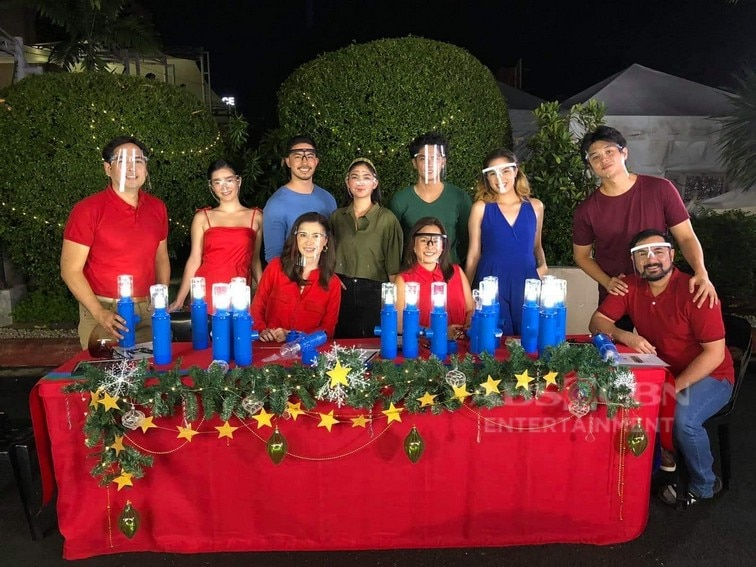"Bagong Umaga stars illuminate ABS-CBN Christmas ID 2020 with ""Light and Joy"""