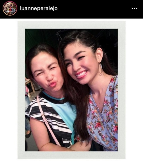 IN PHOTOS: Bonding moments of Heaven Peralejo with her mom