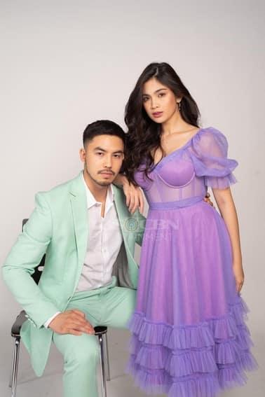 bagong umaga stars Tisay Ely Cai Dodong Otep Angge glam shots