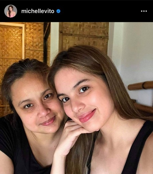michelle vito parents family siblings