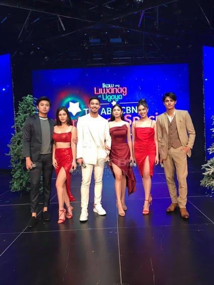 BAGONG UMAGA STARS ABS-CBN Christmas Special 2020