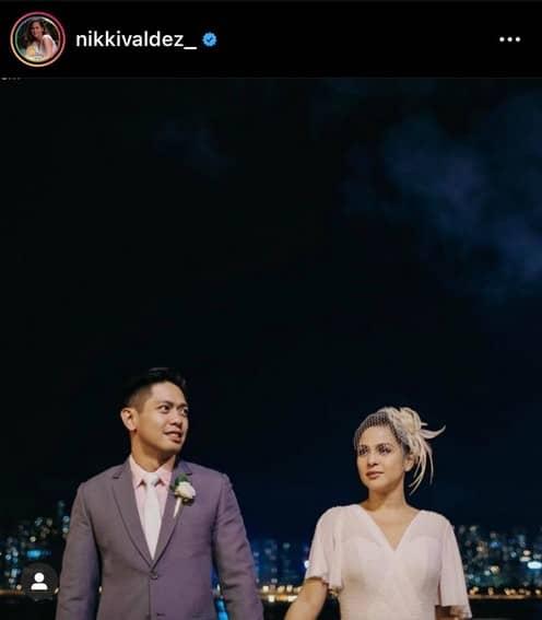 nikki valdez husband photos bagong umaga