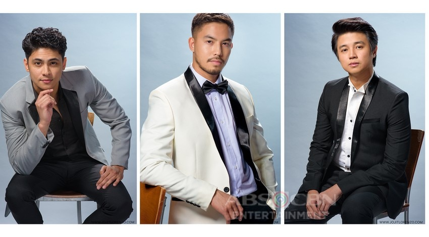 LOOK: New Glam Pictorial of Bagong Umaga stars