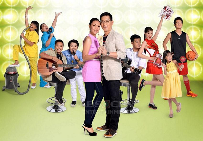 LOOK: Family photos and the most memorable moments in Be Careful With My Heart (2012)