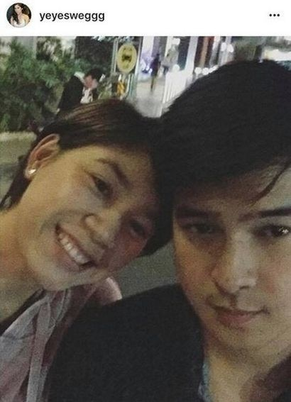 LOOK! Jerome Ponce and the champion of his heart