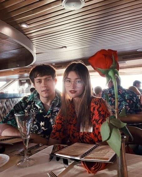 liza enrique 6-year relationship