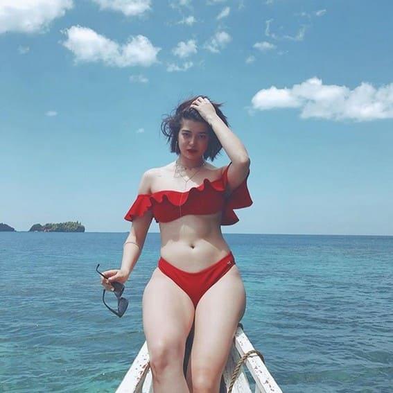 Sue Ramirez different kind of sexy