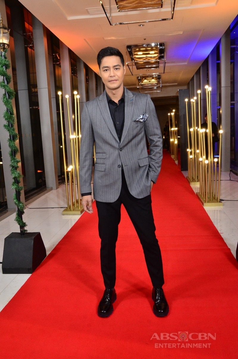 PHOTOS: Kapamilya stars attend the ABS-CBN Christmas Trade Party 2019