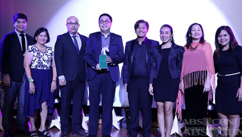 Trinitians hailed ABS-CBN as the Best TV Station