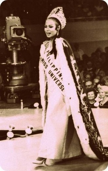 Miss Universe long gowns