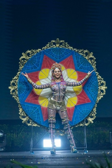 Phillipine National Costume Miss Universe