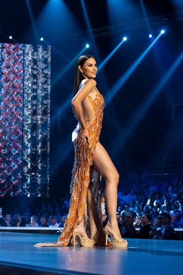 Catriona Gray's triumphant walk to Miss Universe glory