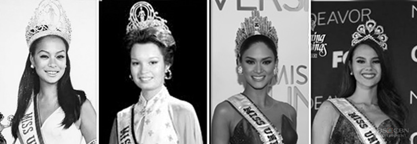 Triumphant Filipina queens who captivated the universe