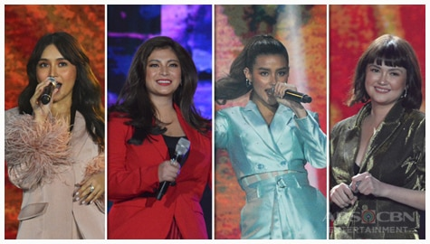 PHOTOS: Captivating Kapamilya actresses bring Yuletide cheer on ABS-CBN Christmas Special 2019