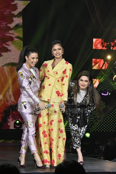 Kapamilya Actresses  ABS-CBN Christmas Special