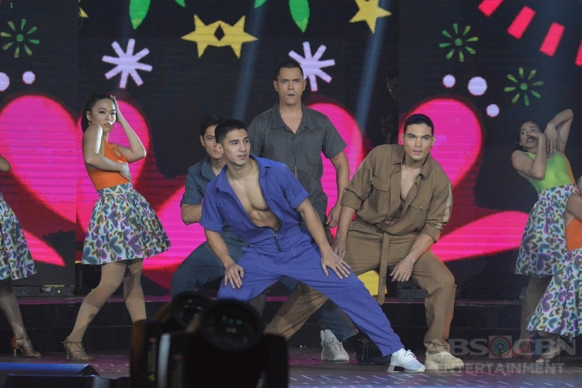 Charming Kapamilya heartthrobs who dazzled us during The ABS-CBN Christmas Special 2019