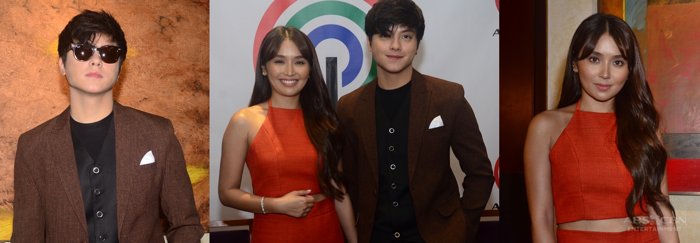 PHOTOS: KathNiel inks their respective three year contracts with the Kapamilya Network