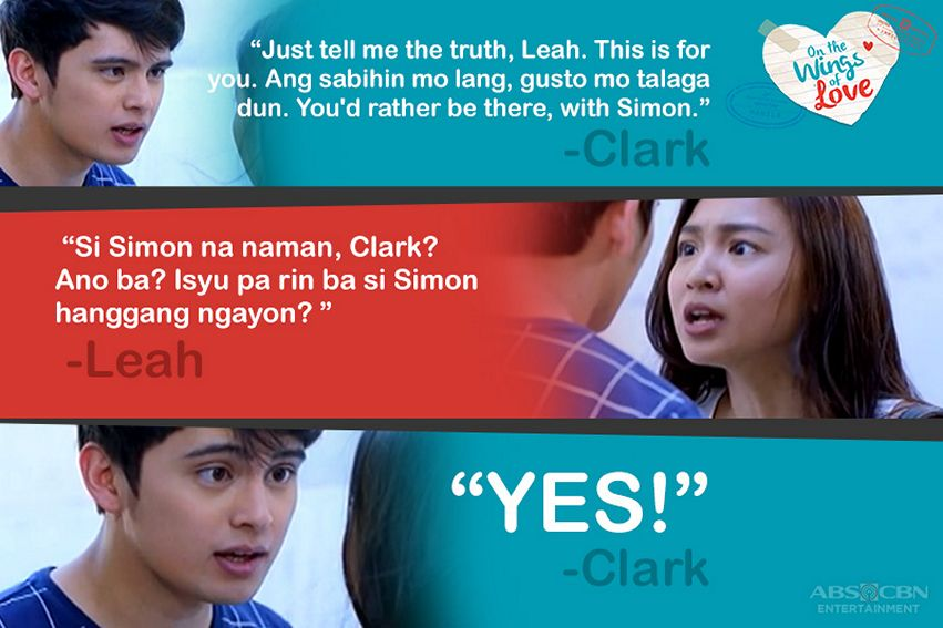THROWBACK: Unforgettable lines of Clark and Leah in OTWOL that made JaDine real and relatable