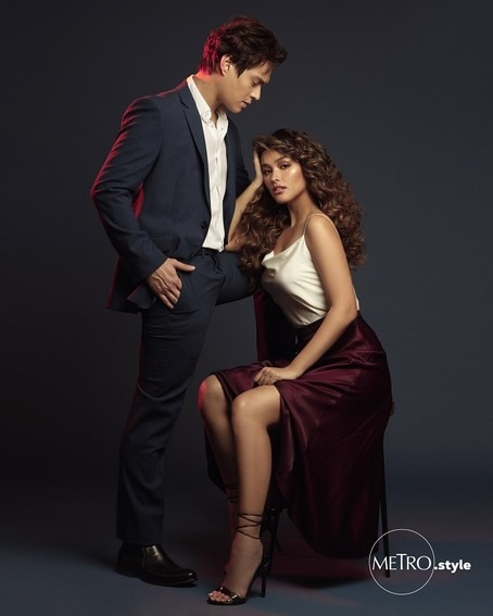 LizQuen returns to Metro.Style in sultry cover feature