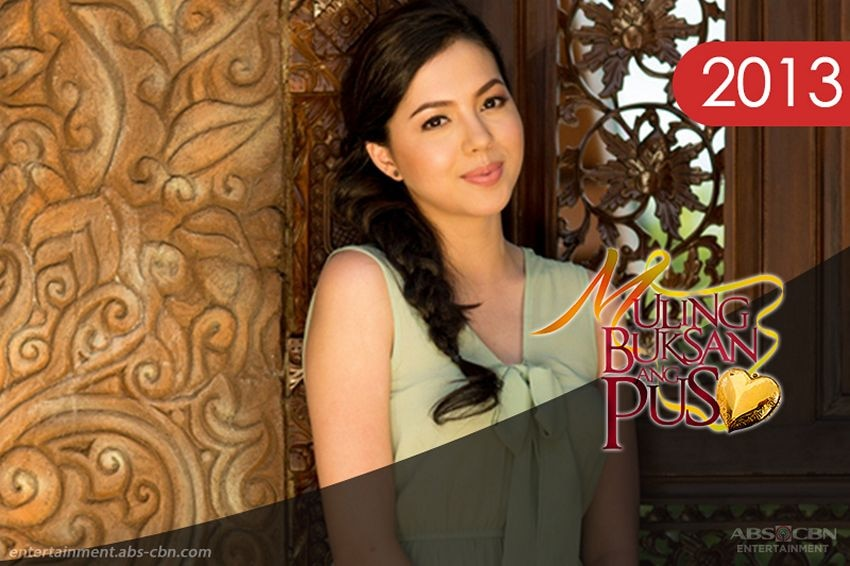 Julia Montes in Muling Buksan Ang Puso