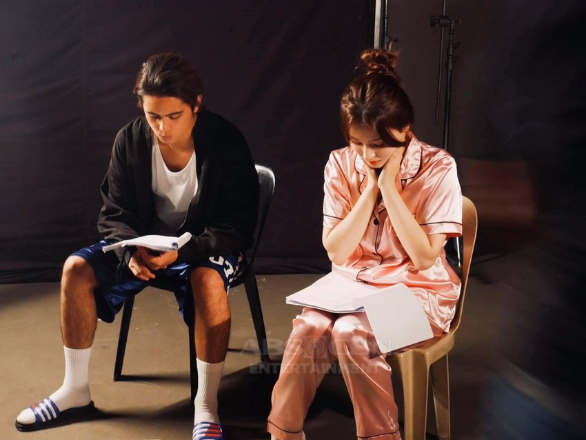 "Behind-The-Scenes: James and Nancy team up for ""The Soulmate Project"""
